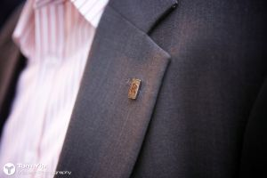 Rolls-Royce pin