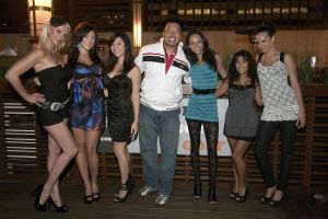 (2010 San Diego) Casting call at Se Hotel