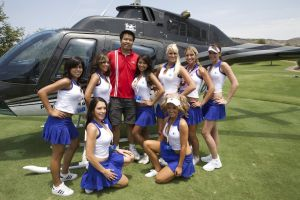 (2009 San Diego) How did they fit all those GOGs and me into the helicopter?