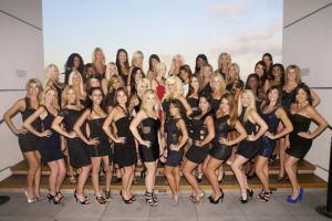 (2011 San Diego) Girls of Golf class picture