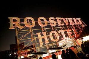 (2009 Finals/Hollywood) Rooftop/Penthouse party at Roosevelt Hotel