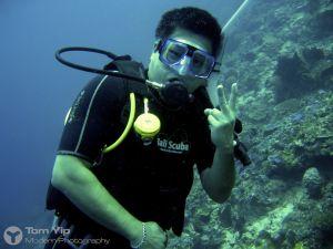 Best scuba diving (Bali)